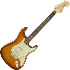 FENDER - AMERICAN PERFORMER STRAT HONEY BURST