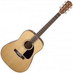 FENDER - CD60 DREADNOUGHT V3 DS NATURAL WN