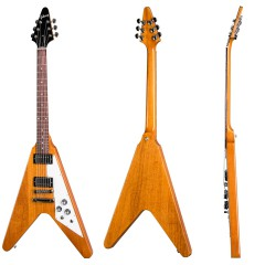 GIBSON - FLYING V ANTIQUE NATURAL
