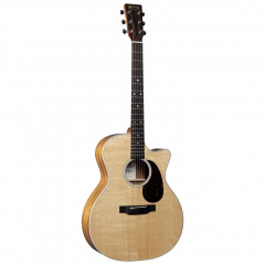 MARTIN - GUITARE ELECTROACOUSTIQUE MARTIN GPC3E ROAD GRAND PERFORMANCE EPICEA SITKA / MUTENYE  SOFTCASE