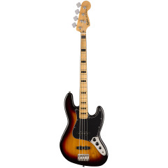 SQUIER - BASSE SQUIER PLAYER JAZZ BASS MN 3TS