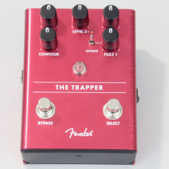 FENDER - EFFETS FENDER THE trapper DUAL FUZZ