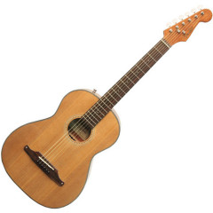 FENDER - GUITARE ACOUSTIQUE FENDER SONORAN MINI NAT W BAG WN