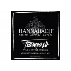 HANNABACH - CORDES HANNABACH 827 MT FLAMENCO TENSION MEDIUM