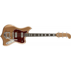 FENDER - GUITARE ELECTRIQUE FENDER PU2 MAVERICK DORADO FMG