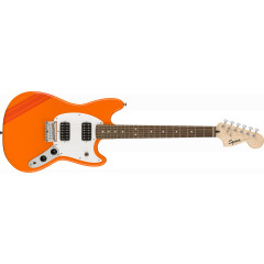 SQUIER - GUITARE ELECTRIQUE SQUIER FSR SQ BUL MUSTANG HH COMP CPO