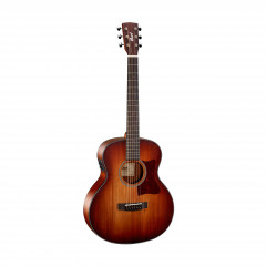 CORT - GUITARE ELECTROACOUSTIQUE CORT LITTLEECJ BWOP LITTLE CJ BLACKWOOD L BURST