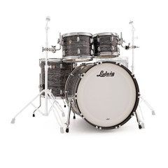 LUDWIG - BATTERIES LUDWIG CLASSIC MAPLE 4 FUTS 22/10/12/16FT OLIVE SPARKLE L8424AX36