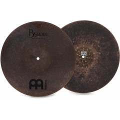 MEINL - CYMBALES MEINL BYZANCE BIG APPLE DARK HI HAT 15 B15BADAH