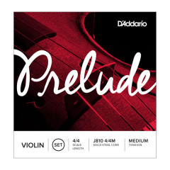 D'ADDARIO - CORDES D'ADDARIO PRELUDE VIOLON 4/4 TENSION MEDIUM