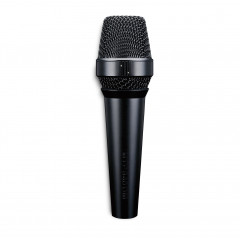 LEWITT - MICROPHONES LEWITT MTP840DM DYNAMIC HANDELD MICROPHONE WITH CLEAN SOUND AND SWITCHABLE GAIN SETTING