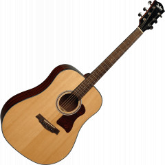 JIM HARLEY - GUITARE ACOUSTIQUE JIM HARLEY JH15 GUITARE ACOUSTIQUE DREADNOUGHT EPICEA SAPELE