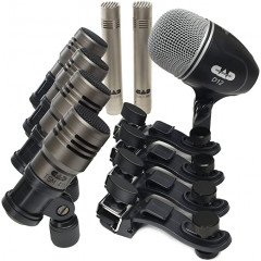 CAD AUDIO - MICROPHONES CAD AUDIO PACK BATTERIE 4 MICROS STAGE4
