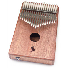 STAGG - PERCUSSIONS STAGG KALI PRO17 MA KALIMBA ACAJOU 17 NOTES