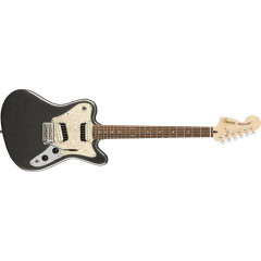 FENDER - GUITARE ELECTRIQUE FENDER Paranormal SuperSonic Laurel Fingerboard Graphite Metallic